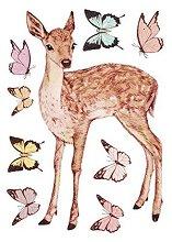 Стикери за декорация - Животни