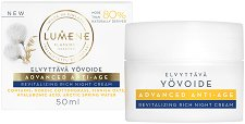 "Lumene Klassikko Advanced Anti-Age Revitalizing Rich Night Cream - Ревитализиращ нощен крем за лице против стареене от серията ""Klassikko"" -"