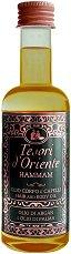 Tesori d'Oriente Hammam Hair & Body Oil - Олио за коса и тяло с арган - шампоан