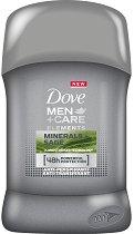 Dove Men+Care Elements Minerals + Sage Antiperspirant Stick - сапун