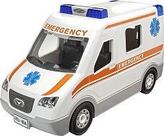 Линейка - Сглобяем модел за деца -