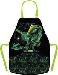 Детска престилка за рисуване - Jurassic World -