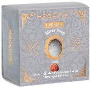 Harem's Silver Soap Snail - Натурален сапун с екстракт от охлюви -