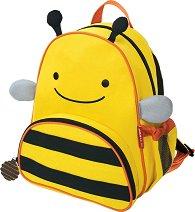 """Раница за детска градина - Пчеличката Бруклин - От серията """"Zoo"""" - раница"""