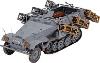 Немски бронетранспортьор - Sd.Kfz.251/1 Ausf.B -