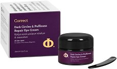 """Philab Correct Dark Circles & Puffiness Repair Eye Cream - Околоочен крем против тъмни кръгове и подпухване от серията """"Correct"""" - крем"""