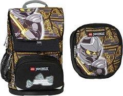 Ученическа раница - Lego Ninjago Cole - Комплект със спортна чанта -