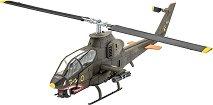 Военен хеликоптер - Bell AH 1G Cobra - Сглобяем авиомодел -