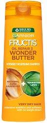 Garnier Fructis Oil Repair 3 Wonder Butter Shampoo - душ гел