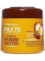 Garnier Fructis Oil Repair 3 Wonder Butter 3 in 1 Mask - Подхранваща маска за много суха и изтощена коса - продукт