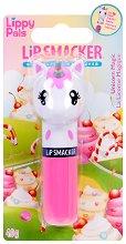 Lip Smacker Lippy Pals - Unicorn - Балсам за устни с вкусен аромат - продукт