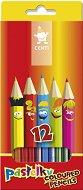 Цветните моливи - Комплект от 12, 18 или 24 цвята