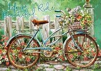 Красиво пътуване - Дона Джелсинър (Dona Gelsinder) - пъзел