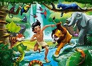 Книга за джунглата - пъзел