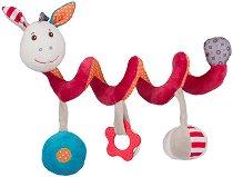 Магаренцето Франки - Мека играчка за бебешкa количка -