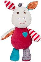 Магаренцето Франки - Бебешка плюшена играчка -