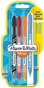 """Цветни химикалки - Wrap 100 RT - Комплект от 4 броя от серията """"InkJoy"""""""