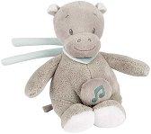 Хипопотамче - Hippolyte - Музикална играчка за количка или легло -