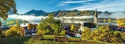 До езерото Шлирзее, Германия - панорама - пъзел
