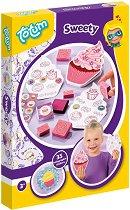 Печати - Сладкиши - Творчески комплект - играчка