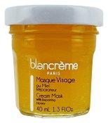 Blancreme Cream Face Mask with Repairing Honey - продукт