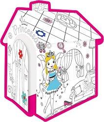 Детска къщичка - Принцеса - играчка