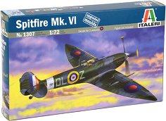 Военен самолет - Spitfire Mk. VI - Сглобяем авиомодел -