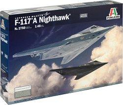 Американски бомбардировач - F-117A Nighthawk - Сглобяем авиомодел -