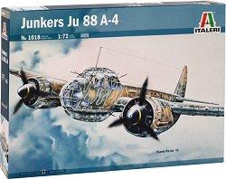 Германски военен самолет - Junkers Ju 88 A-4 - Сглобяем авиомодел -