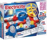 """Играй и учи - Тайните на електричеството - Образователен комплект от серията """"Science Museum Approved"""" - играчка"""