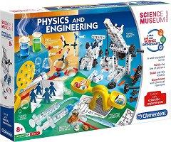 """Лаборатория за физични и инженерни експерименти - Образователен комплект от серията """"Science Museum Approved"""" - играчка"""