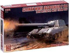 Германски танков разрушител - Jagdpanzer E-100 With 170mm Gun - Сглобяем модел - продукт