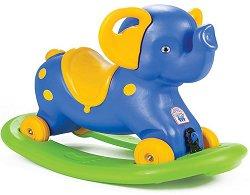 Детска люлка - Слонче - играчка