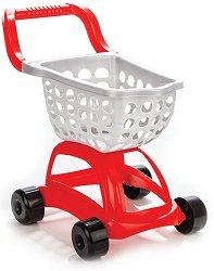 Детска количка за пазаруване - играчка