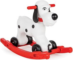 Детска люлка - Куче - играчка