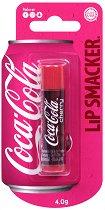 """Lip Smacker Coca-Cola Cherry - Балсам за устни от серията """"Coca-Cola"""" - продукт"""