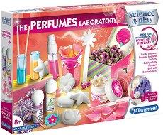 """Лаборатория за парфюми - Образователен комплект от серията """"Science"""" - играчка"""