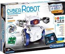 """Робот за програмиране - Кубер - Образователен комплект от серията """"Science and Play"""" - играчка"""