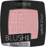 Catrice Blush Box - Водоустойчив руж - пила