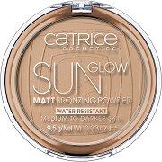 Catrice Sun Glow Matt Bronzing Powder - крем