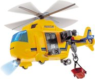 """Хеликоптер за спасителни операции - Играчка със звуков и светлинен ефект от серията """"Action"""" - играчка"""