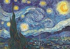 Звездна нощ - Ван Гог (Van Gogh) - пъзел