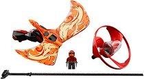 """Боен пумпал: Кай - Повелителят на дракона - Детски конструктор от серията """"LEGO Ninjago: Masters of Spinjitzu"""" -"""