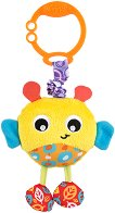 Пчеличка - Birtie - Мека играчка с вибрация за детска количка и легло -