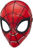 """Спайдърмен - Маска - Играчка със звукови ефекти от серията """"Spider-Man"""" - фигура"""
