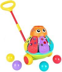 """Октопод - Играчка за бутане от серията """"Jerry's Class"""" -"""