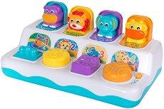 """Подскачащи животинки - Детска музикална играчка от серията """"Jerry's Class"""" -"""