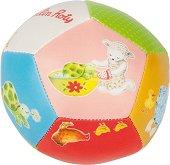 """Мека топка - Животни - Бебешка играчка от серията """"La Grande Famille"""" -"""