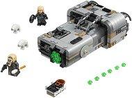 """Спийдърът на Молох - Детски конструктор от серията """"Lego Star Wars: Solo"""" -"""
