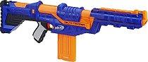 """Детска пушка - Delta Trooper - Комплект с 12 меки стрели от серията """"Nerf: N-Strike Elite"""" -"""